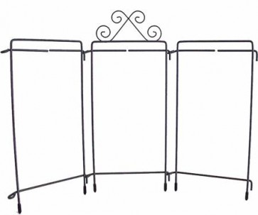 Scroll Stand from Ackfeld Wire
