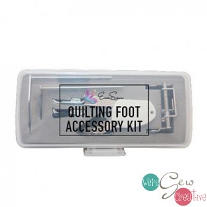 6 pc Quilting Foot Accessory Kit for Eversewn machines