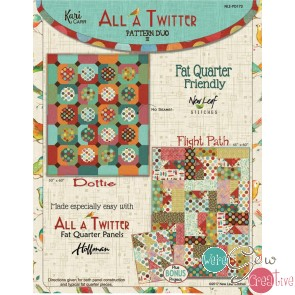 All a Twitter Pattern Duo III