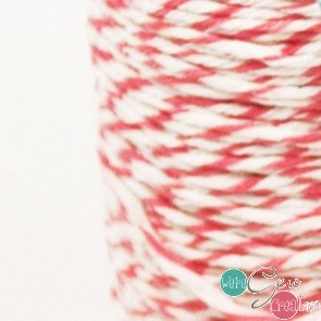 Bakers Twine Pink 100yds by the spool 999 32