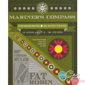Fat Robin Mariners Compass Set   RR152