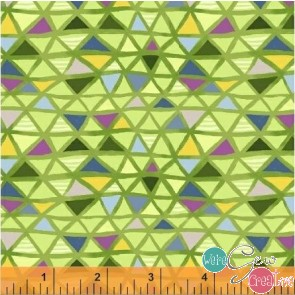 Flourish Mosaic Green 43510-5