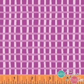 Flourish Plaid Berry 43512-3