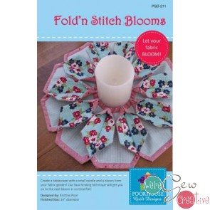 Foldn Stitch Blooms