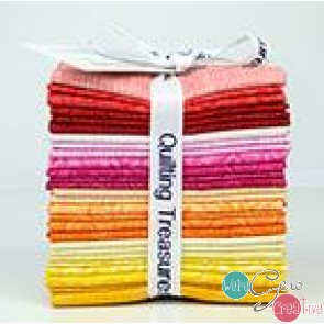 Harmony Brights Warm FQ Bundle