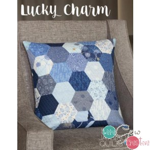 Lucky Charm Pillow Little Jaybird Quilts  JBQ 169