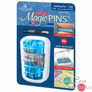 Magic Pins by Taylor Seville