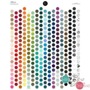 Me  You Color Chart