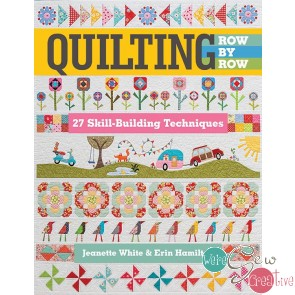 Quilting Row by Row by White  Hamilton