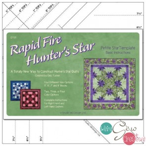 Rapid Fire Hunters Star Petite