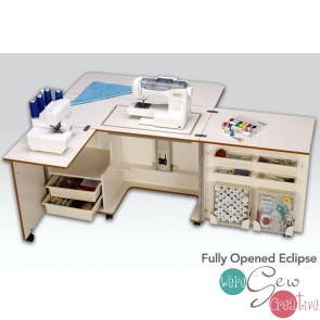 Tailormade Eclipse Cabinet White