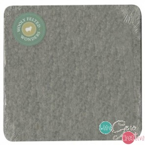 Wooly Felted Ironing Mat 85x85