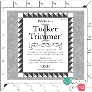 Tucker Trimmer Ruler 1