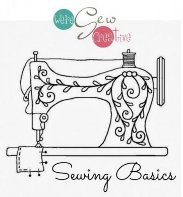 Sewing Basics, Morning Class, 4/2/2019 9:30AM to 12:00PM