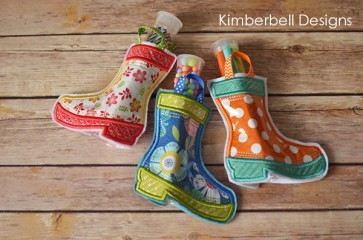 Kimberbell Embroidery Club March 2019 afternoon (Hands on)
