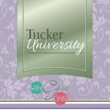 Tucker University Sophomore Year, Wed., 4/10, 1pm Eight at Once/Non Mirror Combo Units