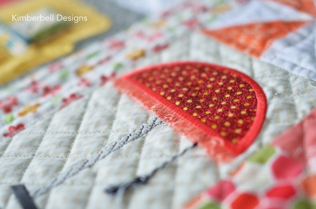 Kimberbell Designs Make Yourself At Home Quilt Kit Preorder