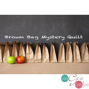 2019 Brown Bag Mystery Quilt
