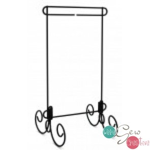 6 x 12 Table Stand Charcoal