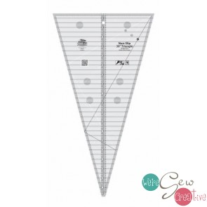 CGR 30 degree Triangle Ruler