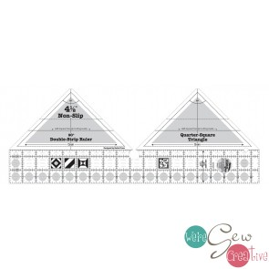 CGR 90 Degree Double Strip Ruler