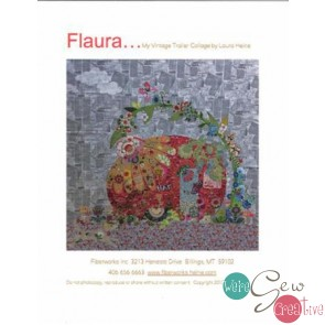 Flaura My Vintage Trailer by Laura Heine