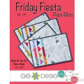 Friday Fiesta Placemats GE-179