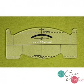 Good Measure Every Feather Spine Longarm Quilting Templates