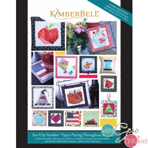 Kimberbell Sew It by Number Paper Piecing throughout the Year