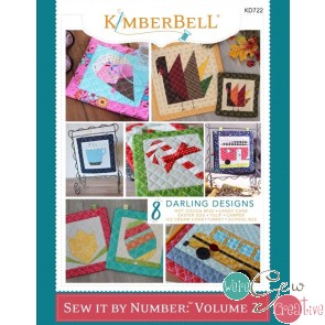 Kimberbell Sew it by Number Volume 2