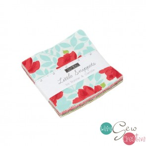 Little Snippets Charm Pack  55180PP