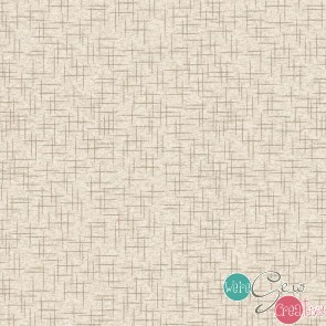 Make Yourself At Home by Kimberbell - Linen Texture Taupe MAS9399-T