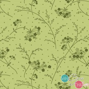 Make Yourself At Home by Kimberbell - Queen Annes Lace Green MAS9394-G