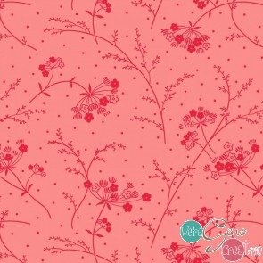 Make Yourself At Home by Kimberbell - Queen Annes Lace Pink MAS9394-P