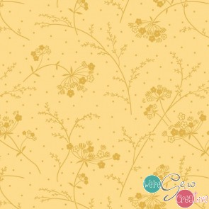 Make Yourself At Home by Kimberbell - Queen Annes Lace Sunshine MAS9394-S