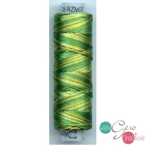 Razzle Variegated No 8 RZM07