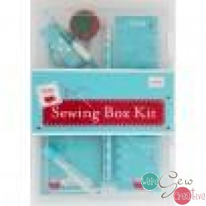 Sewing Box Kit by Dritz