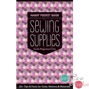 Sewing Supplies Handy Pocket Guide