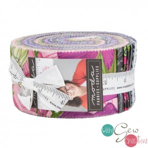 Sweet Pea Lily Jelly Roll