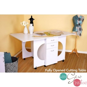 Tailormade Cutting Table  - WHITE