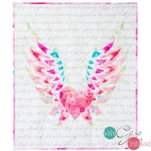 Wing Baby Quilt Kit