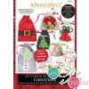 Kimberbell It's a Cinch Gift Bags Vol 2 Christmas Embroidery CD KD533